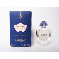 Miniature de parfum Shalimar Parfum Initial de Guerlain