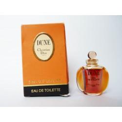 Miniature de parfum Dune de Christian Dior