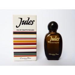 Miniature de parfum Jules de Christian Dior