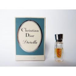 Miniature de parfum Diorella de Christian Dior