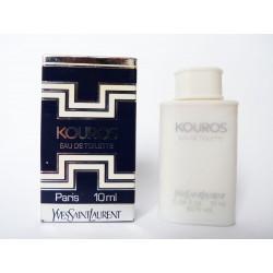 Miniature de parfum Kouros de Yves Saint Laurent