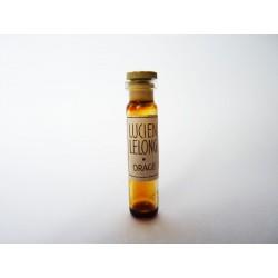 Ancien échantillon de parfum Orage de Lucien Lelong