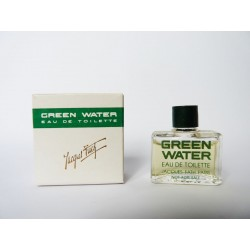 Miniature de parfum Green Water de Jacques Fath