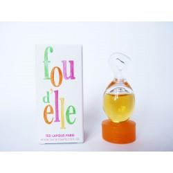 Miniature de parfum Fou d'Elle de Ted Lapidus