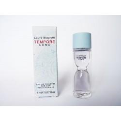 Miniature de parfum Tempore Uomo de Laura Biagiotti