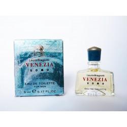 Miniature de parfum Venezia Uomo de Laura Biagiotti