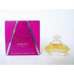 Miniature de parfum Capucci de Capucci