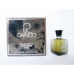 Miniature de parfum R de Capucci