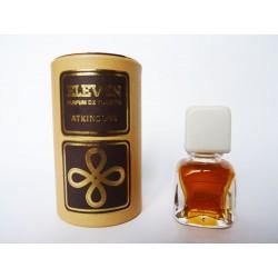 Miniature de parfum Eleven de Atkinsons