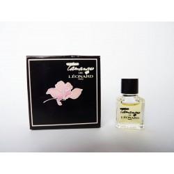 Miniature de parfum Tamango de Léonard