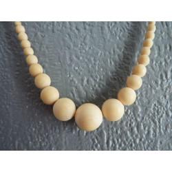 Perles d'ivoire