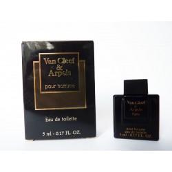 Miniature de parfum Van Cleef & Arpels pour homme
