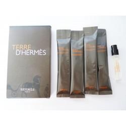Coffret d'échantillons Terre d'Hermès