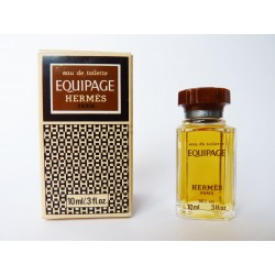 Miniature de parfum Equipage de Hermès