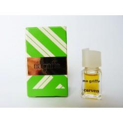 Miniature de parfum Ma Griffe de Carven