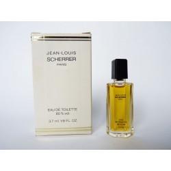 Miniature de parfum Jean Louis Scherrer