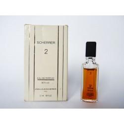 Miniature de parfum Scherrer 2 de Jean Louis Scherrer