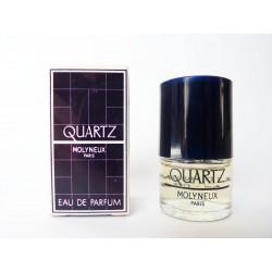 Miniature de parfum Quartz de Molyneux