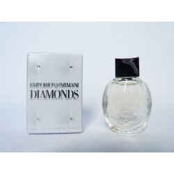 Miniature de parfum Diamonds de Giorgio Armani