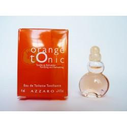 Miniature de parfum Orange Tonic de Azzaro