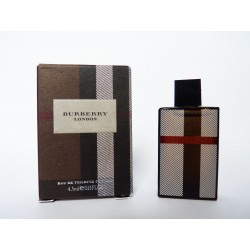 Miniature de parfum Burberry London