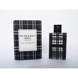 Miniature de parfum Burberry Brit for Men