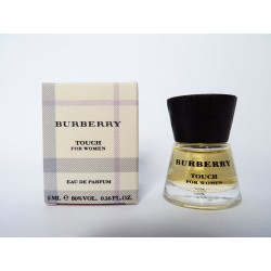 Miniature de parfum Touch for women de Burberry