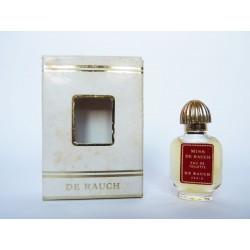 Ancienne miniature de parfum Miss de Rauch