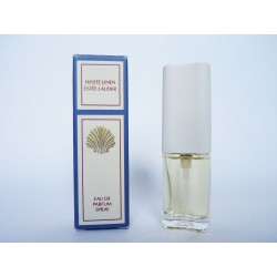Miniature de parfum White Linen de Estée Lauder