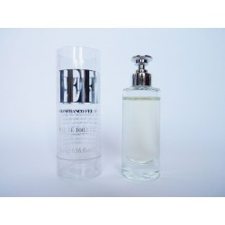 Miniature de parfum Gieffeffe de Gianfranco Ferre