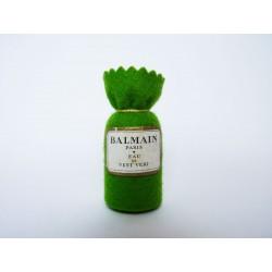 Ancienne miniature Eau de Vent Vert de Pierre Balmain