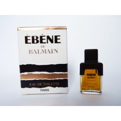 Miniature de parfum Ebène de Pierre Balmain