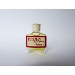 Ancienne miniature de parfum Pullman de Dana