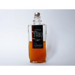 Ancienne lotion Tabu de Dana