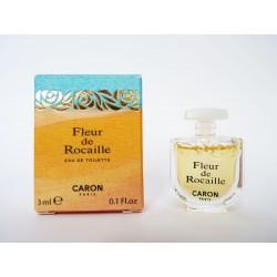 Miniature de parfum Fleur de Rocaille de Caron