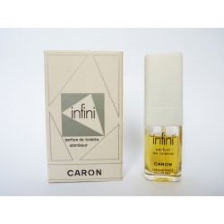 Ancienne miniature de parfum Infini de Caron