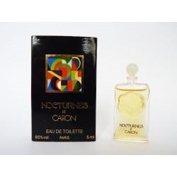 Miniature de parfum Nocturnes de Caron