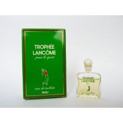 Miniature de parfum Trophée Lancôme