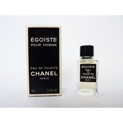 Miniature de parfum Egoïste pour homme de Chanel