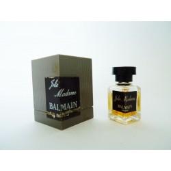 Miniature ancienne Jolie Madame de Pierre Balmain