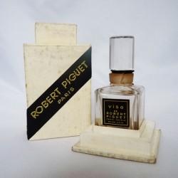 Ancien flacon de parfum Visa de Robert Piguet