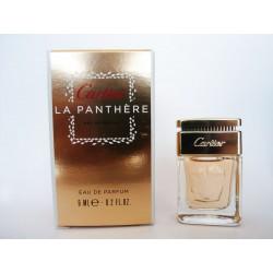 Miniature de parfum La Panthère de Cartier