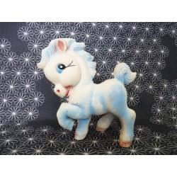 Pouet poney vintage