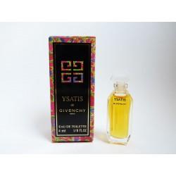 Miniature de parfum Ysatis de Givenchy