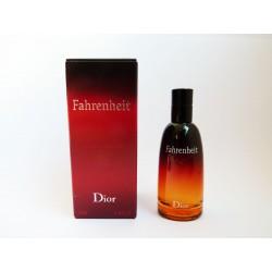 Miniature de parfum Fahrenheit de Christian Dior