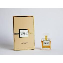 Miniature de parfum Allure de Chanel