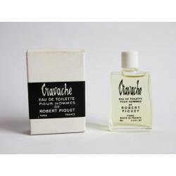 Miniature de parfum Cravache de Robert Piguet
