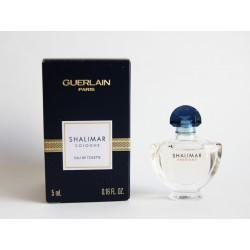 Miniature de parfum Shalimar Cologne de Guerlain