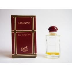 Miniature de parfum Amazone de Hermès