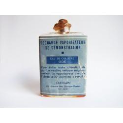 Ancien flacon recharge Ode de Guerlain